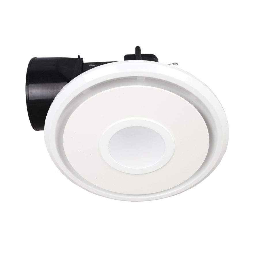 Emeline-II Large Round Exhaust Fan with LED Light image